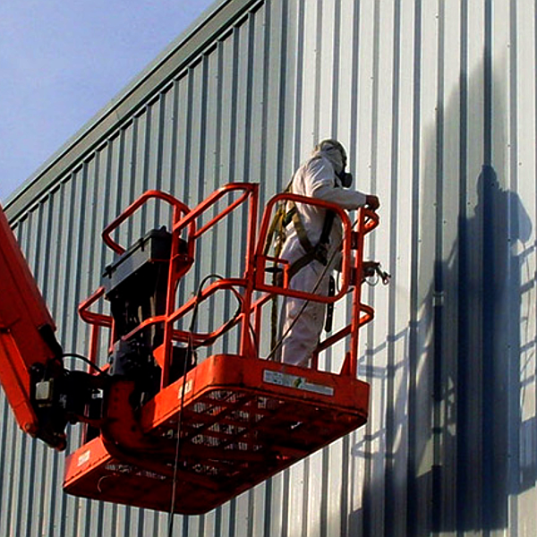 Industrial Painting And Decorating Newcastle North East England